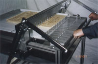 Semi-Automatic Fudge Slicer